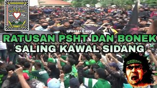 Video Saat Ratusan Bonek dan PSHT bertemu di PN Jalan Arjuno Surabaya MP3, 3GP, MP4, WEBM, AVI, FLV Agustus 2018