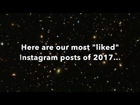 شاهد.. #ناسا تعرض أكثر الصور إثارة في 2017