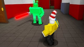 Alien (Chapter 1) *MY NEW ROBLOX GAME*