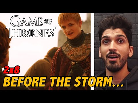 Game Of Thrones Season 2 Episode 8: The Prince Of Winterfell | REACTION/REVIEW | First Time Watching