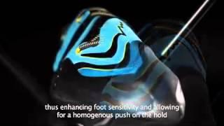 Высокотехнологичные скальные туфли для спортивного лазания La Sportiva Futura