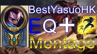 Download Lagu BestYasuoHK Yasuo - EQ Flash Yasuo Montage Mp3
