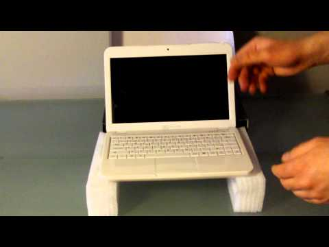 GoClever I102 Netbook Unboxing