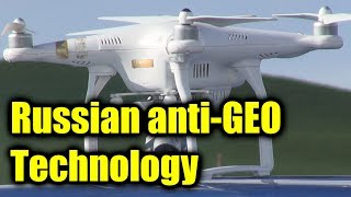 Having problems flying your DJI Phantom drone in certain places because of DJI's GEO system?  Worry no more -- we put this new hi-tech soviet-era technology to the test (yeah, right!).