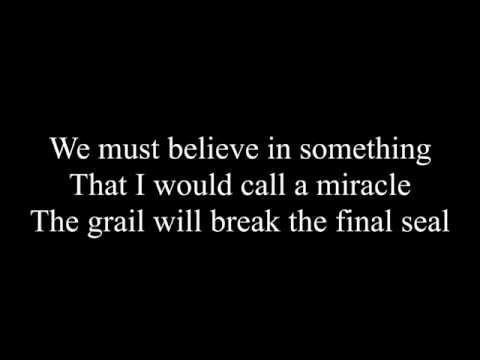 Tekst piosenki Blind Guardian - Miracle Machine po polsku