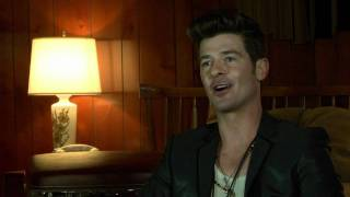 Robin Thicke - Pretty Lil' Heart (Behind The Scenes)