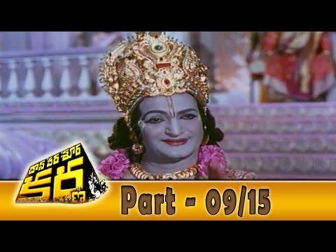 Video Daana Veera Soora Karna Movie Part - 09/15 || NTR, Sarada, Balakrishna || Shalimarcinema download in MP3, 3GP, MP4, WEBM, AVI, FLV January 2017