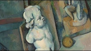 Still Life with Plaster Cupid (cézanne)