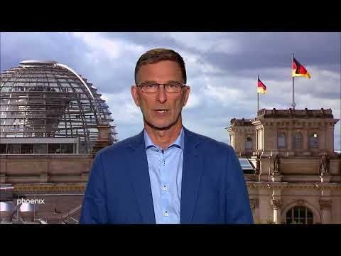 Oliver Malchow (GdP) zu den Flüchtlingszahlen und Grenz ...