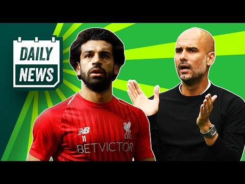 Sarri DEMANDS A New Striker, Ramsey's HUGE Juve Deal + Man City V Liverpool ►Onefootball Daily News