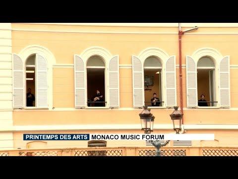 21 mars 2018 - Monaco Music Forum