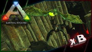 SR-71 VS Wyvern Trench! :: Let's Play ARK: Survival Evolved :: E27