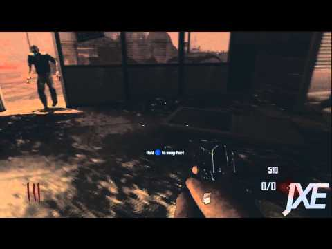 Mystery Box Unlimited Rounds Glitch - Black Ops 2 Zombies Glitches Barrier Glitch Tutorial