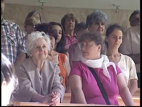 2017-07-02 Vasárnapi szentmise a Gazdagréti Szent Angyalok Plébánián