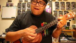 Lemonade (Cover) One Take Ukulele Session