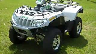7. Arctic Cat ThunderCat H2 Gainesville Fl 1-866-371-2255 near Lake City Starke Ocala FL