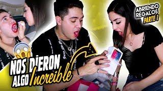 Video UN FAN NOS REGALA UN IPHONE 📲 😳 ABRIENDO REGALOS (PART 1) JUKILOP MP3, 3GP, MP4, WEBM, AVI, FLV Desember 2018