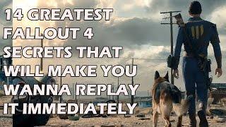 Video 14 Greatest Fallout 4 Secrets That Will Make You Wanna Replay It Immediately MP3, 3GP, MP4, WEBM, AVI, FLV Juni 2018