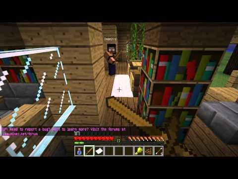 Serveur MineZ/ Tuons des zombies et......Mourront. (видео)