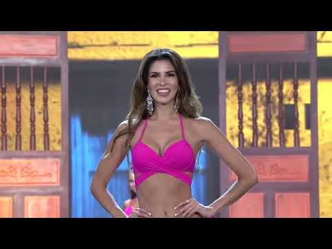 2017 MISS GRAND INTERNATIONAL : Final Show - Swim Suit with Top 20 Song