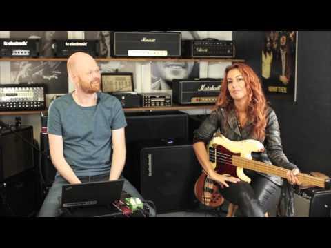 Tc Electronic Toneprint >> Ida Nielsen (Prince) - Artist Story & Bass Gear | TC Electronic
