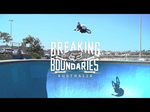 Fox BMX presents | Breaking Boundaries | Australia