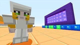Minecraft Xbox - Stampy Flat Challenge - Nether Portal (7) by Stampy