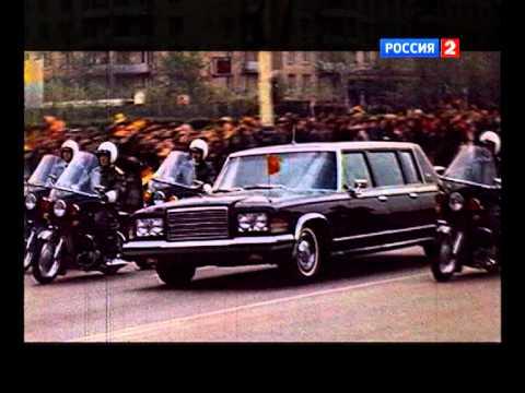 ZIL 41041 Лимузины и кабриолеты ЗиЛ // АвтоВести 38