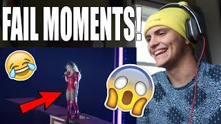 Video Beyonce 10 Fail Moments on The Formation Tour REACTION MP3, 3GP, MP4, WEBM, AVI, FLV September 2018