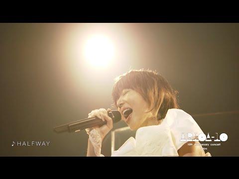 ", title : 'Salyu ー HALFWAY (Live DVD「Salyu 10th Anniversary concert ""ariga10""」)'"