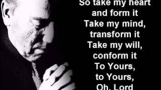 Take My Life (Holiness)
