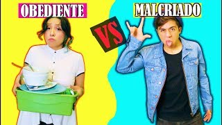 Video OBEDIENTE VS MALCRIADO | Palomitas Flow MP3, 3GP, MP4, WEBM, AVI, FLV Januari 2018