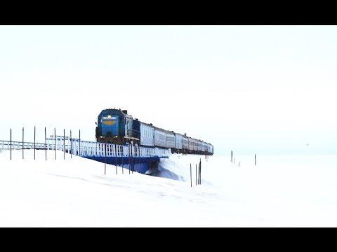 Ямал. Теперь поезд