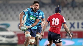 Blues v Reds Rd.17 2018 Super rugby video highlights| Super Rugby Video Highlights
