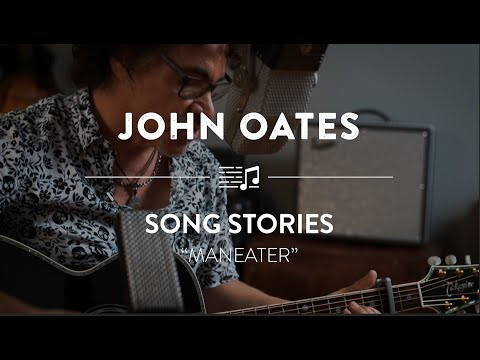 John Oates Plays Blues Version of