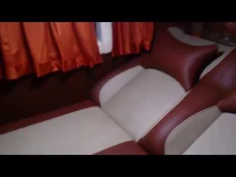 Greenline Sleeper Coach in Bangladesh