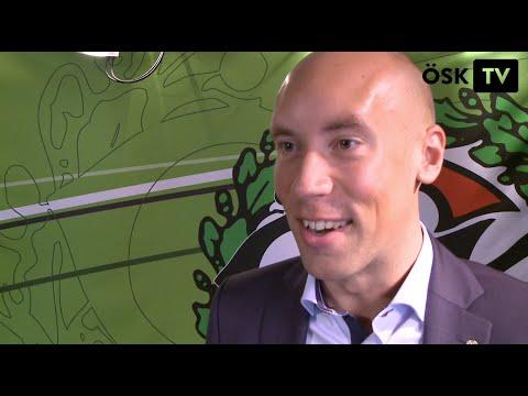 Simon Åström ny vd för ÖSK