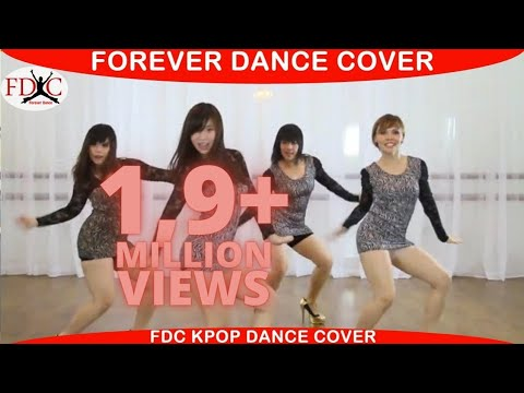 Wonder Girls Be My Baby K-POP Dance Cover Indonesia @FDCrew