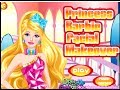 Barbie Games Princess Barbie Facial Makeover Game