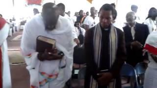 THE ETHIOPIAN ORTHODOX CHURCH IN TRINIDAD-PALM SUNDAY 2013