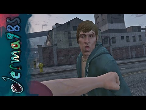 GTA 5 Next Gen - First Person Anger