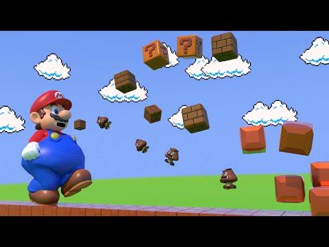 Super Sized Mario Bros [RTX ON] 🍔