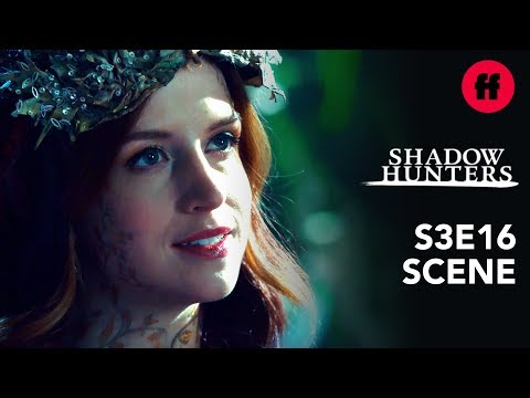 Shadowhunters Season 3, Episode 16 | Jonathan's Deal With the Seelie Queen | Freeform