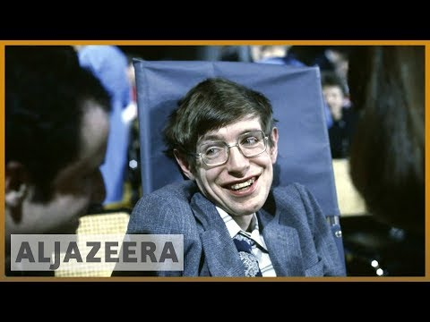 🔭 Steven Hawking: A man who changed our understanding of universe | Al Jazeera English