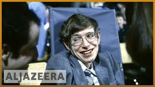 Video 🔭 Steven Hawking: A man who changed our understanding of universe | Al Jazeera English MP3, 3GP, MP4, WEBM, AVI, FLV Juni 2018