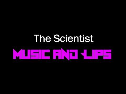 The Scientist Karaoke (Female Key)