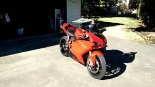 8. 2007 Ducati 1098