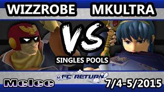 [FC Return 2015](Pools) Wizzrobe's 8 stock