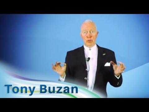 Tony Buzan - Embracing Change and Goal Setting