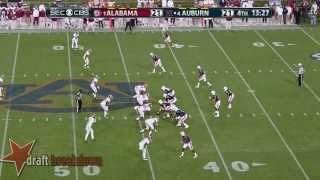 Greg Robinson vs Alabama (2013)